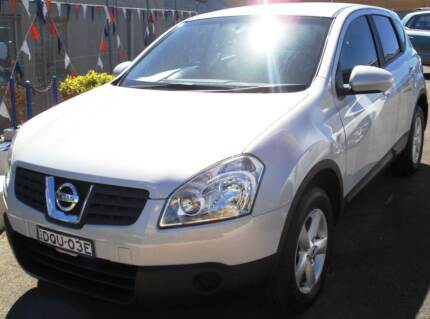 2007 Nissan Dualis SUV Armidale Armidale City Preview