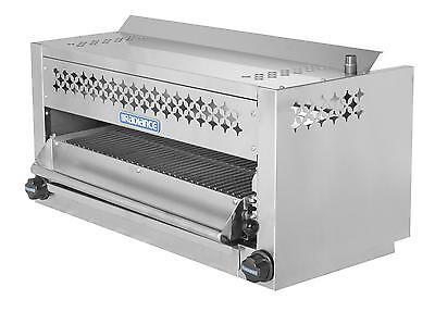 Radiance Tasm-24 24 Stainless Steel Salamander Broiler Gas 25000 Btu