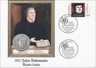 L-9140 500 Jahre Reformation - Martin Luther