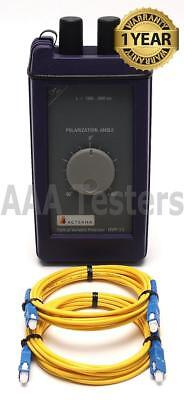 Acterna Jdsu Ovp-15 Sm Fiber Optical Variable Polarizer For Pmd Measurement