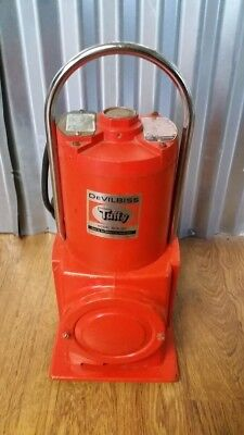 Devilbiss Tuffy Nch-501 Pump Tested Good Working Condition