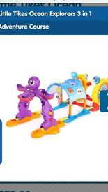Little Tikes Under the Sea Playgym £15