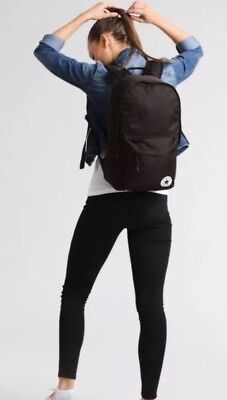 Converse x Chuck Taylor All Star Core Original Backpack Gym Black OS  NEW!!!
