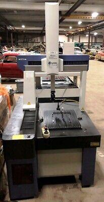 Mitutoyo Crysta-apex C574 Coordinate Measuring Machine