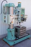 Perceuse radiale MAS VO 32 radial drill comme neuve