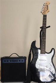 Electric guitar 🎸 & Amplifier was💥£65💥REDUCED💥£30💥