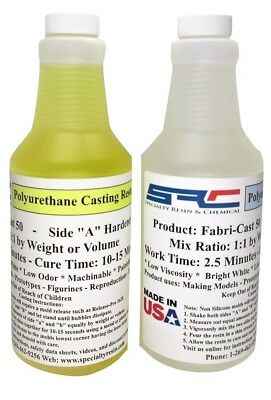Urethane Casting Resin Ultra Low Viscosity 32 ounces