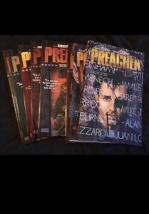 Preacher - Complete Collection