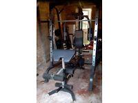 marcy smith machine home multi gym