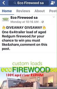 Giveaway FIREWOOD GIVEAWAY FIREWOOD Highland Valley Alexandrina Area Preview