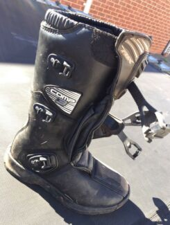 Kids Fox Motorcross Boots - youth