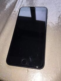 Iphone 7 Plus Matte Black 32GB EE like new!