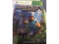 Minecraft Xbox 360 £8