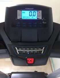 Robert Black Fitness Treadmill