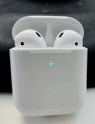 Brand new APPLE AirPods with Charging Case 2nd gen comes sealed with box