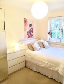 Two lovely double bedrooms near Epping Station