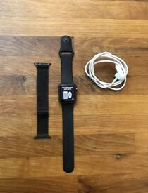 Apple Watch 38MM sports Excellent Condition