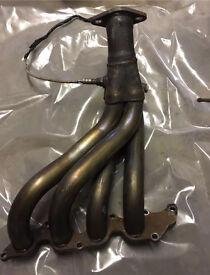 Mazda 3 Sport Milltek manifold and sports catalyst