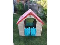 Keter Foldable Playhouse