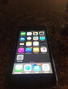 Ipod touch (black 32 GB)
