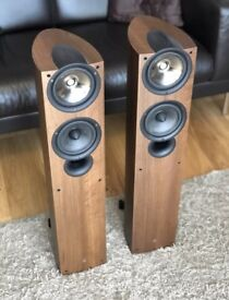 KEF iQ5 floorstanding speakers