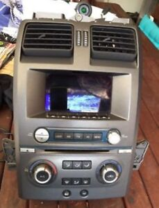 Ford ba ICC unit single zone premium sound 6 stacker colour screen East Maitland Maitland Area Preview
