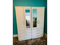 🌞🔥NEW SALE OF WARDROBE, CHEST OFDRAWERS, BED SIDE TABLES ALL NEW READY ASSEMBLED