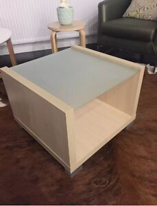 Frosted Glass Coffee Table Moonee Ponds Moonee Valley Preview