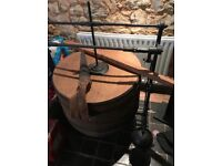 Antique blacksmiths bellows (open to offers)