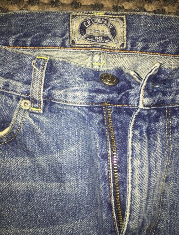 Real C.P Jeans (Blue)