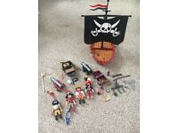 Playmobil Pirate Bundle