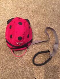 Little Life Backpack/reins