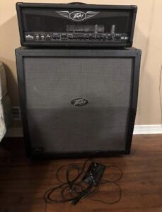 Peavy Valve King VK100 Cab and Head Amp