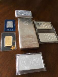 Gold / Silver / Platinum