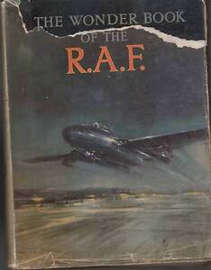 Wonder Book of Ships, The RAF and Aircraft 3 Books Parramatta Park Cairns City Preview