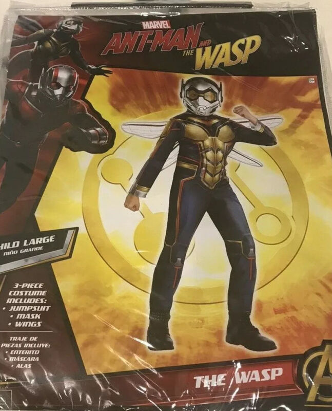 The Wasp From Ant-Man Halloween Costume