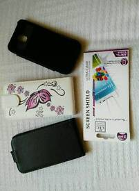 Samsung Galaxy S4 charger case + bundle.