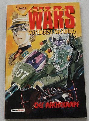 VENUS WARS  Band 3 >Der Machtkampf<    Feest Comics 1997