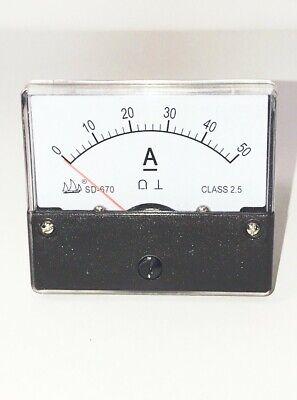 Hho Dry Cell Kit 304050 Amp Ammeter Meter Internal Shunt
