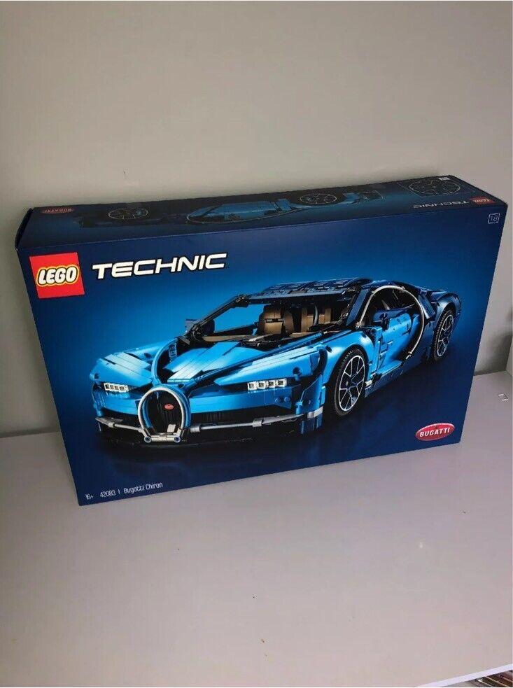 LEGO Technic Bugatti Chiron (42083)   in Norwood, London   Gumtree