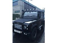 Land Rover defender 90 2.5 tdi