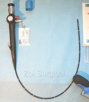 Storz Flexible Fiber Optic Intubation Scope Model 11301bn1 New With Accessories
