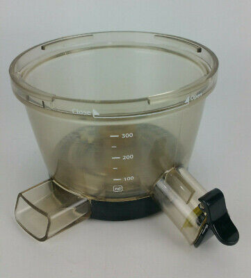 HUROM Slow Juicer HU-100 Replacement Part - Chamber Bowl Container