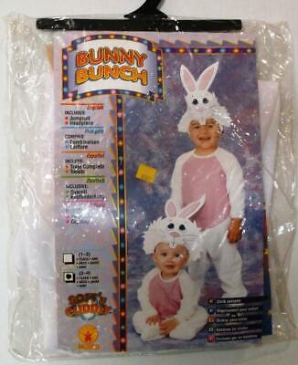 Bunny Costume For Kids (Halloween Rubies Bunny Bunch Child Costume For 2-4 Year Old Brand)
