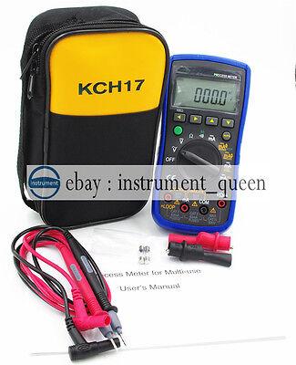 Th77 Process Multimeter Calibrator Meter Multifunctional Dmm Soft Case Kch17