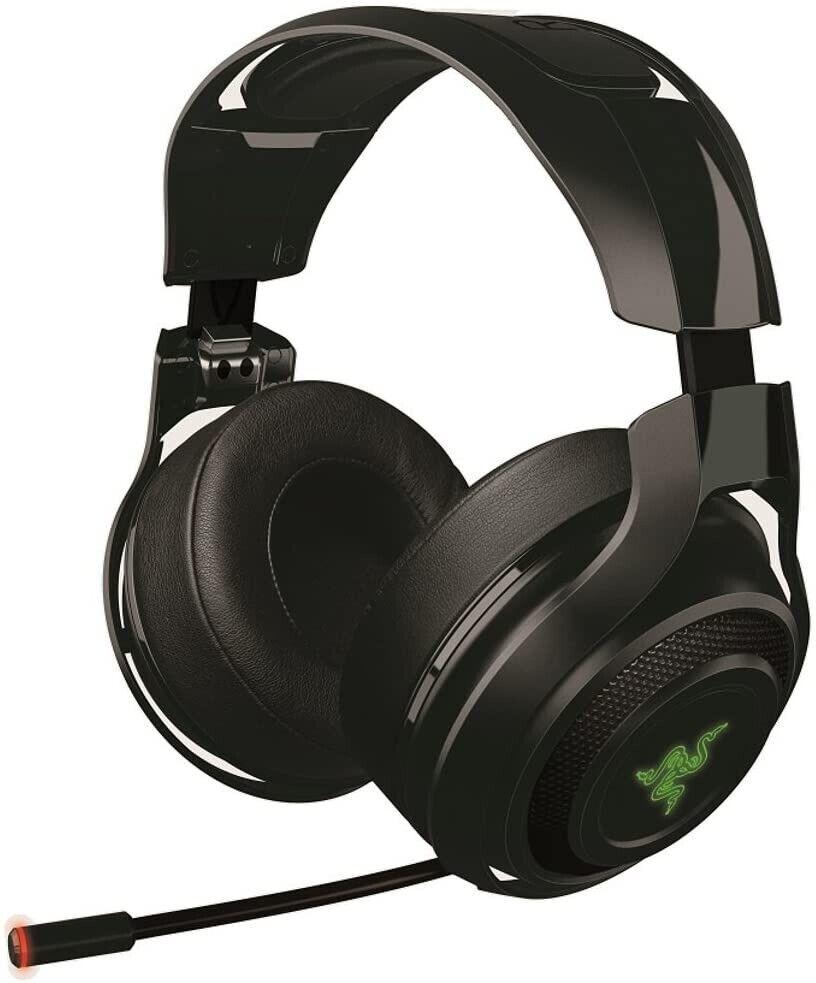WIRELESS Razer ManO'War 7.1 Sorround sound RGB Gaming Headset with Microphone USB 2.4GHz | in Sutton Coldfield, West Midlands | Gumtree