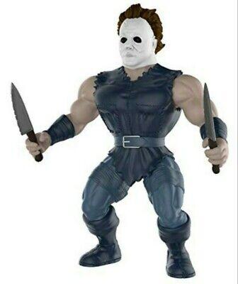 Motu Funko Savage World: Halloween Resurrection - Michael Myers Figure.  new.](Michael Myers Halloween Resurrection)