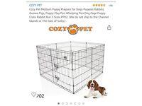 Cozy Pet Large Puppy Playpen for Sale
