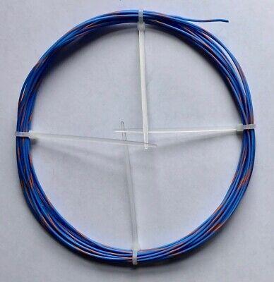 E22 Teflon Wire Blueorange Awg 22 19 Ft. Length 1934 Stranded Mil168784