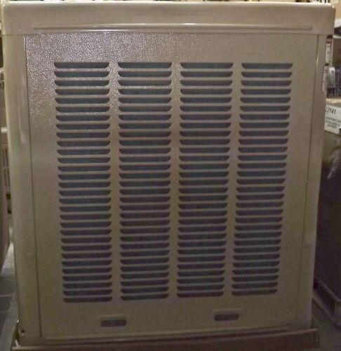 DAYTON 6800 cfm Belt-Drive Ducted Evaporative Cooler with Motor, Covers 1400 sq.